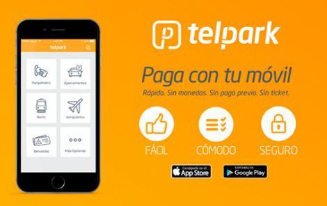 Empark lanza la nueva versión de Telpark, la aplicación de pago por móvil
